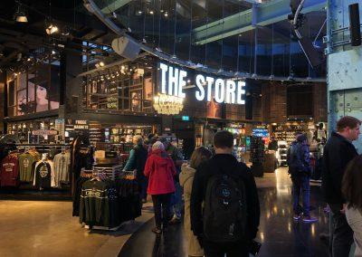 Guinness store