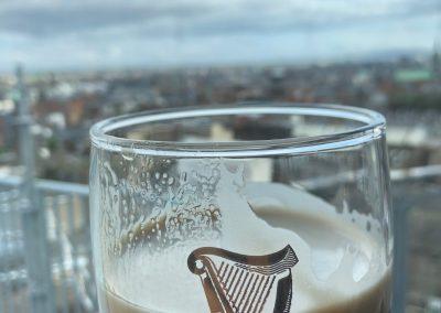 Guinness with Dublin