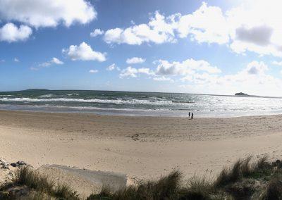 Dublin beach