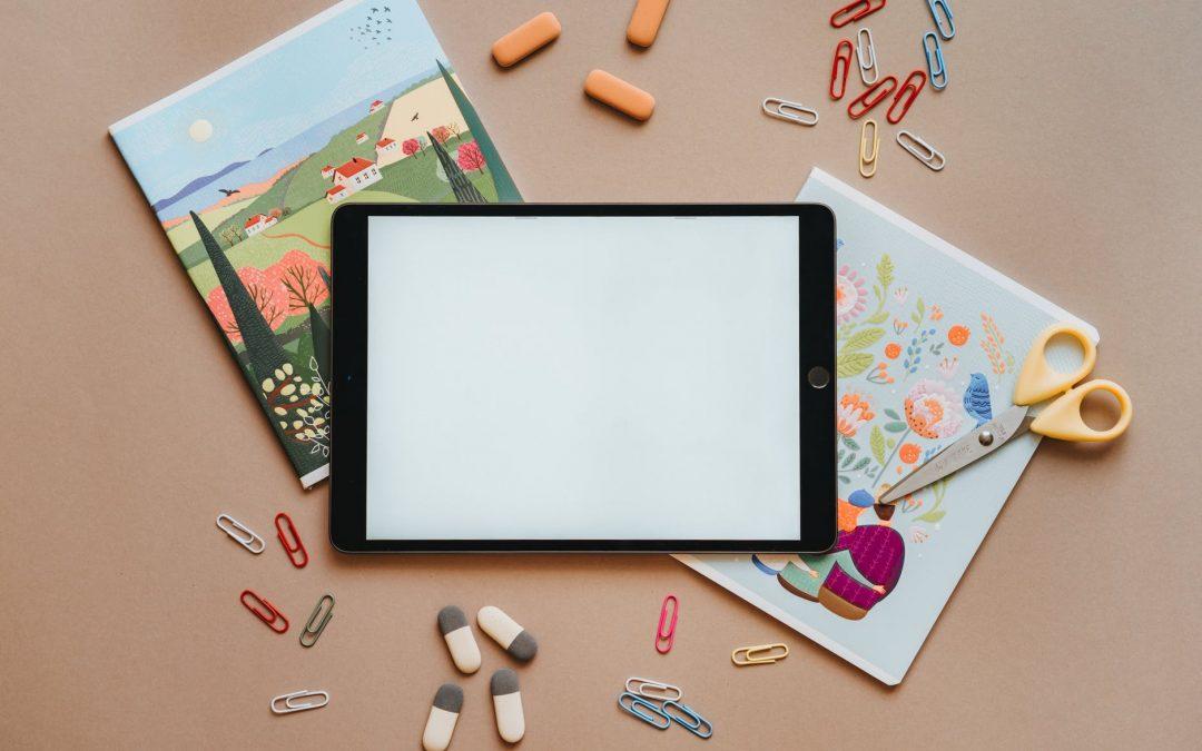 Vzdělávání na iPadu